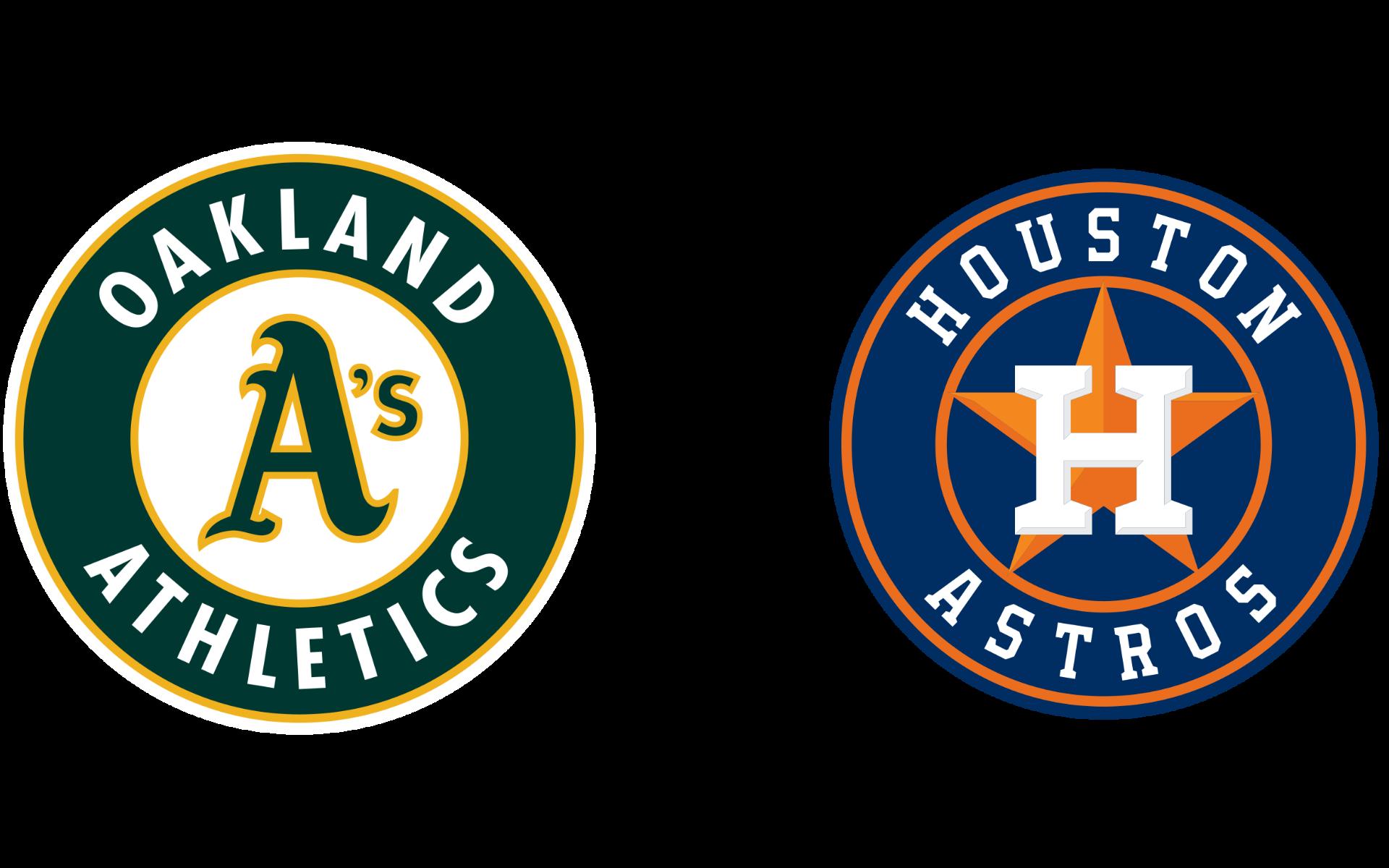 A's @ Astros